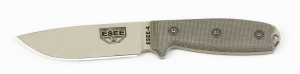 Esee, Esee - 4 - Top 5 Survival / Bushcraft Knives