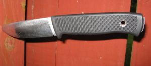 fallkniven f1 bushcraft knife