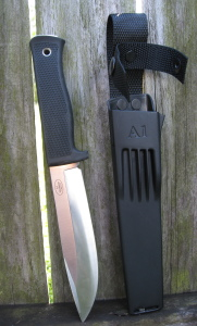 Fallkniven A1 Army Survival Knife Review