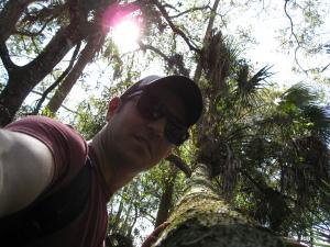Eric in Fisheating Creek
