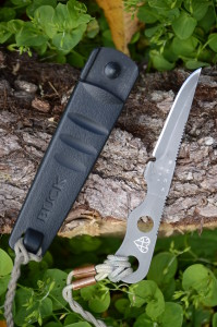 bushcraft knives small fixed blade neck knife