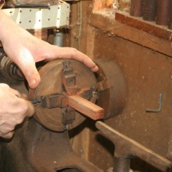 hand made bushcraft tools